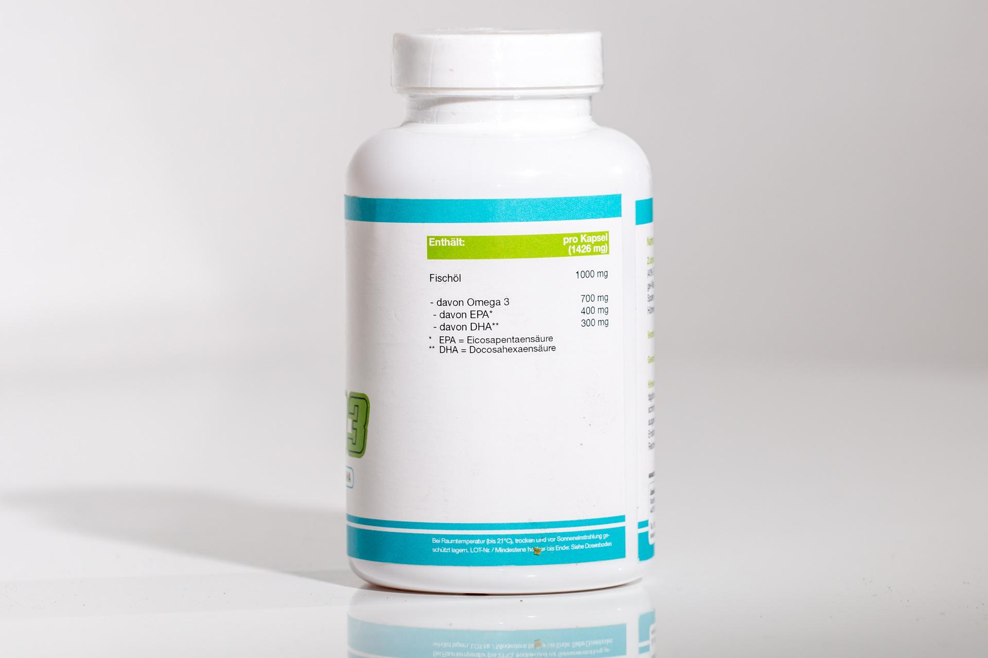 Omega 3 Entzündungshemmend